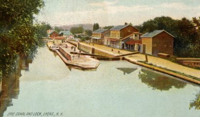 Erie Canal, Lyons